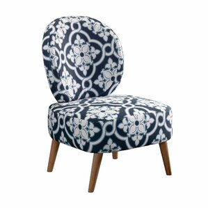 Sutphin Slipper Chair by Bungalow Rose