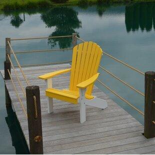 Risch Plastic Adirondack Chair