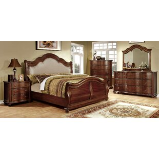 Gourdine Oquendo Upholstered Sleigh Bed By Astoria Grand