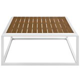 Rossville Plastic/Resin Coffee Table