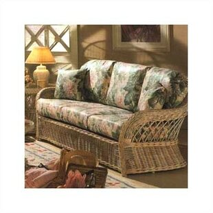1700 Bahama Sofa by South Sea Rattan