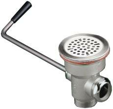 Premier Faucet Commercial Strainer Twist Handle 1.5
