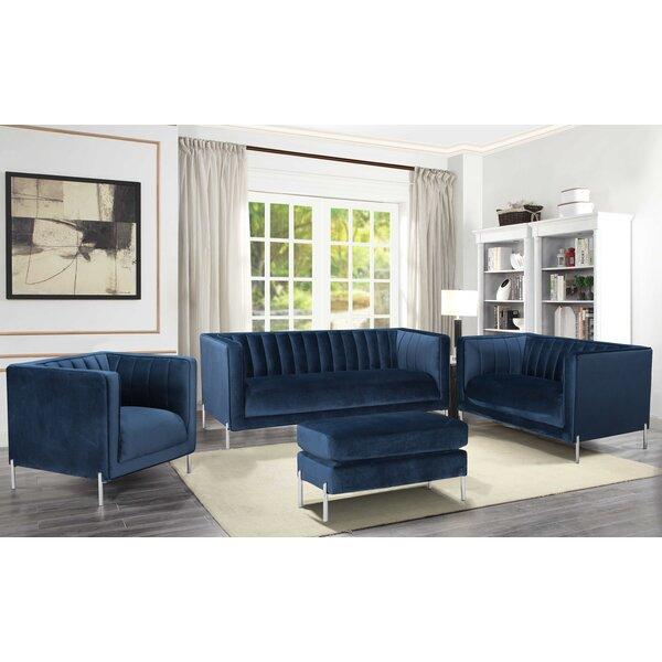 Fabric Sofa Set | Wayfair.ca