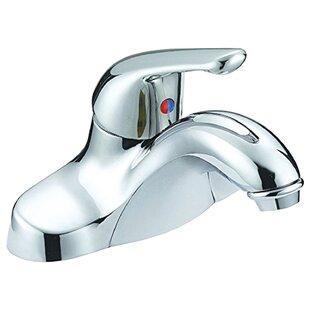 Aqua Plumb Single Hole Bathroom Faucet with ..
