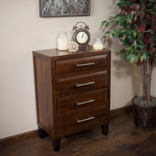 Alcott Hill Davisson 4 Drawer Chest