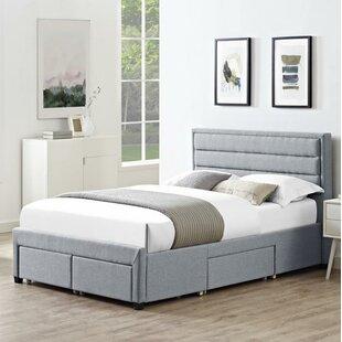 Garnica Upholstered Storage Bed By Brayden Studio