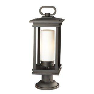 Charlestown 1-Light Pedestal Light By Ophelia & Co.