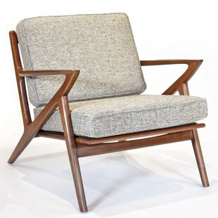 Online Reviews Mcfaddin Armchair ByMercury Row