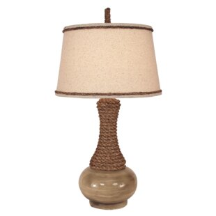 Sowell 29 Table Lamp with Big Rope Accent