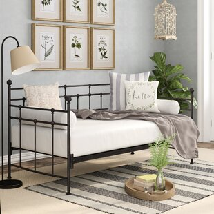 Comparison Frazier Twin Daybed by Charlton Home Reviews (2019) & Buyer's Guide