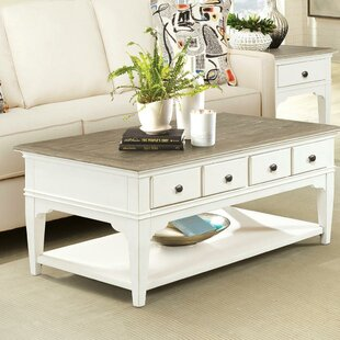 Top Reviews Conn Coffee Table by Rosecliff Heights Reviews (2019) & Buyer's Guide