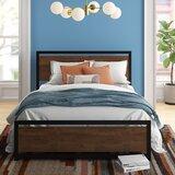 Elkin Platform Bed by Mercury Row®