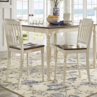 Whiteland Dining Chair (Set of 2) by Three Posts