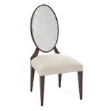 Eglomise Upholstered Dining Chair (Set of 2) by John-Richard