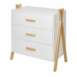 Waldron 3 Drawer Chest By Isabelle & Max