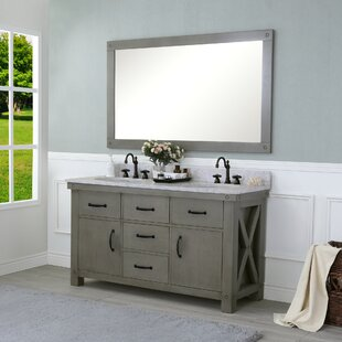 Attrayant Find The Perfect Double Industrial Bathroom Vanities | Wayfair