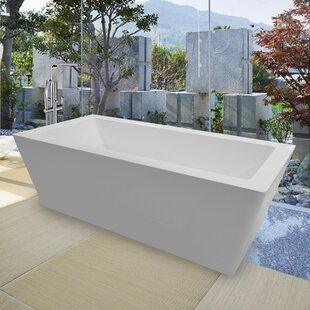 Purescape Freestanding Soaking Bathtub