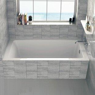 Alcove 30 X 60 Soaking Bathtub