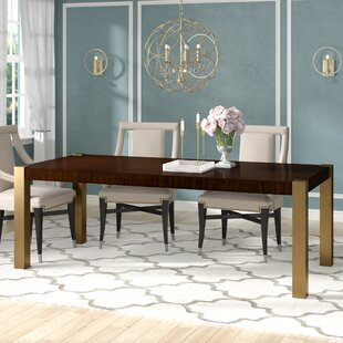 Cher Extendable Dining Table by Willa Arlo Interiors Comparison