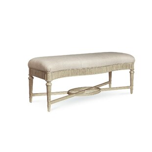 Carrie Wood Bench by One Allium Way