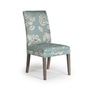 One Allium Way Poppy Upholstered Dining Chair