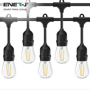 Deiana Led Filament Bulb String Light Kit Image