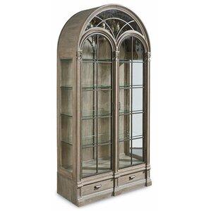 Carolin Parch Standard Curio Cabinet by One Allium Way