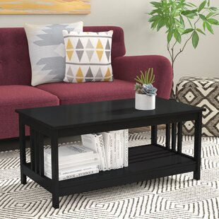 Minerva Coffee Table by Andover Mills Design
