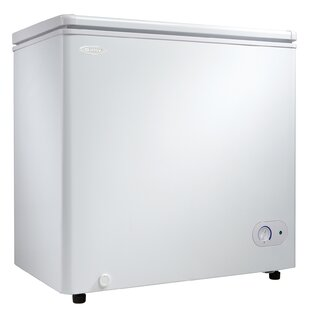 5.5 cu. ft. Chest Freezer
