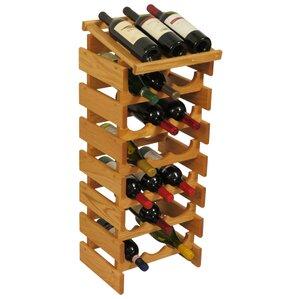 Dakota 21 Bottle Floor Wine Rack by Woode..