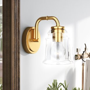 Rachel 1-Light Bath Sconce by ..