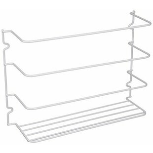 Kitchen Wrap Cabinet Door Organizer