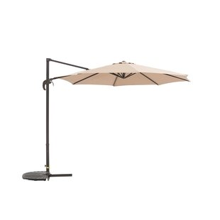Latitude Run Kulick 9.5' Cantilever Umbrella