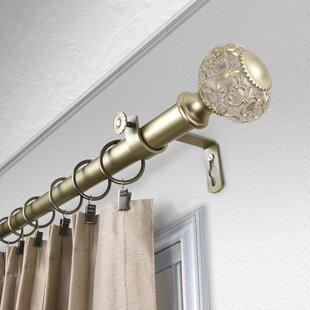 170 Inch Curtain Rod Wayfair