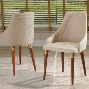 Lemington Upholstered Dining Chair George Oliver