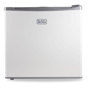 Compact Upright 1.2 cu. ft. Freezer