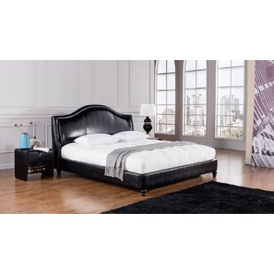 Riviera Upholstered Platform Bed