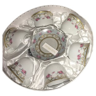 Feeney 12 Piece Teacup Set