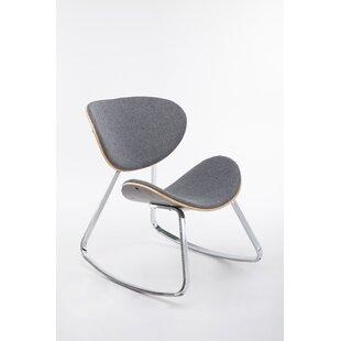 Orren Ellis Besser Rocking Chair