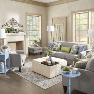 Find a Wydmire Configurable Living Room Set by Charlton Home Reviews (2019) & Buyer's Guide