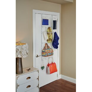 Great choice Adjustable Overdoor Hanging Organizer By ClosetMaid