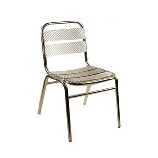 Aluminum Side Chair (Set of 2) by Alston SKU:BC913136 Purchase