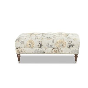 Reba Ottoman by August Grove
