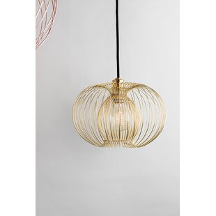 Mercury Row Kass 1-Light Geometric Pendant