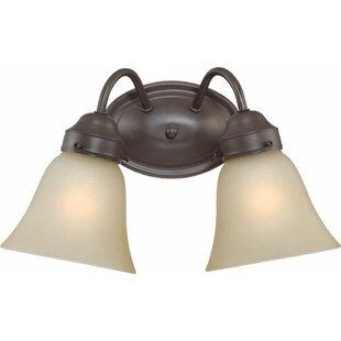 2-Light Vanity Light by Volume Lighting