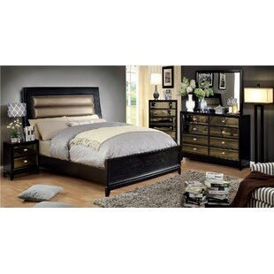 Loyce Panel Configurable Bedroom Set by Everly Quinn