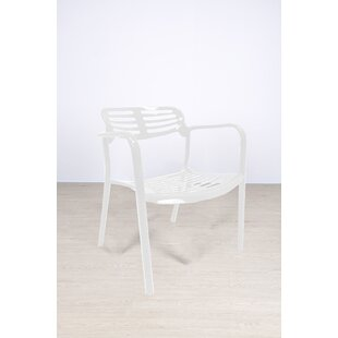 Stacking Patio Dining Chair (Set of 4) by Restaurant Products Guild