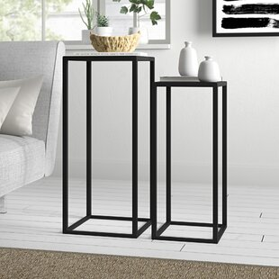 Evelyn 2 Piece Side Table Set By Zipcode Design