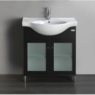 Compare Derek 24 Single Bathroom Vanity Set ByOrren Ellis