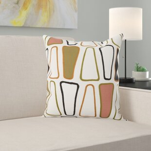 Orville Cotton Throw Pillow Cover